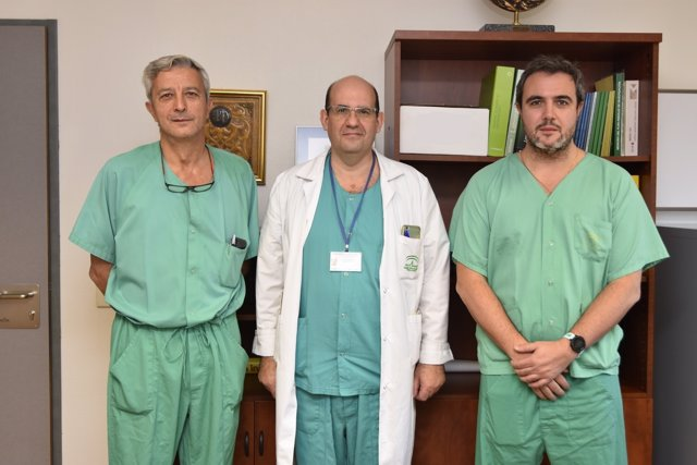 Especialistas del Hospital Reina Sofía