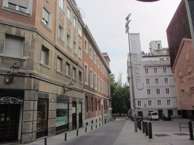 Inmueble en la calle Prado, número 30