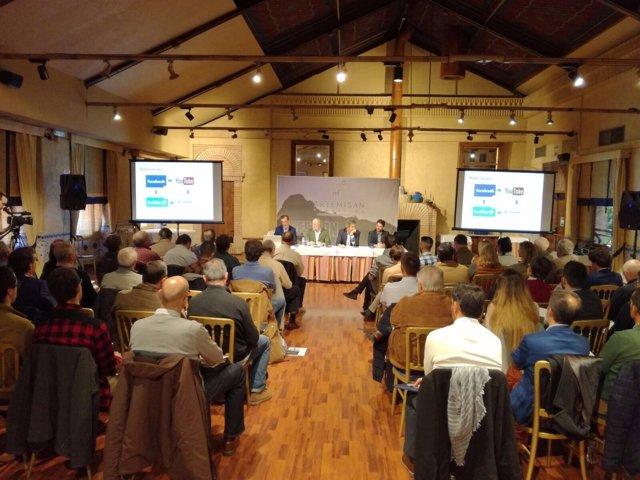 Presentación del Proyecto RUFO de la Fundación Artemisán