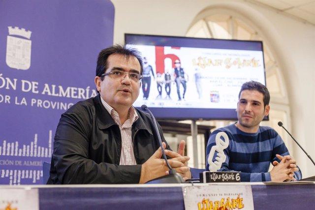 La Diputación de Almería apoya el concurso de monólogos 'Líjar Sonríe'.