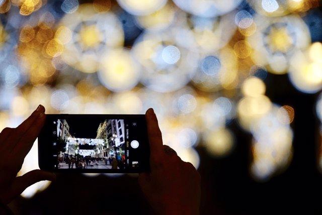 Luces de Navidad de Sevilla