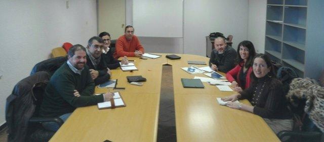 Grupo de trabajo para elaborar la ordenanza para la preservación del cielo