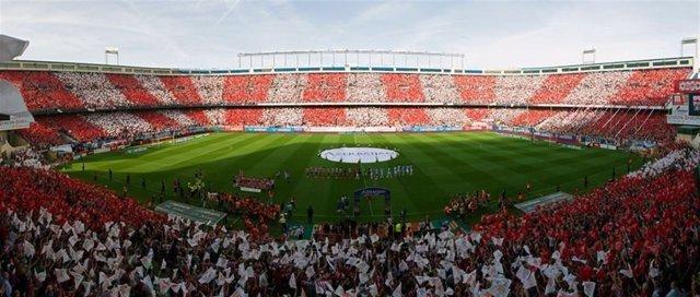Vicente Calderón Atlético 50 años