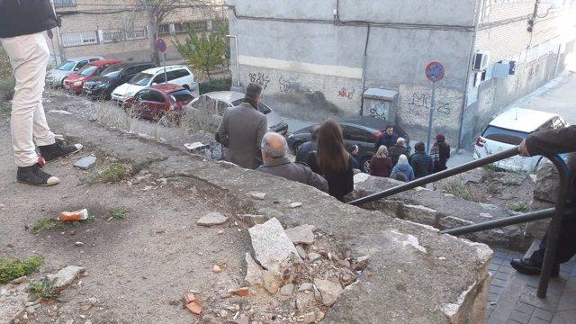 Poblado Dirigido de Fuencarral en Madrid
