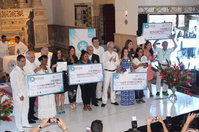 II Premio Iberoamericano de Educación en DD HH Óscar Arnulfo Romero