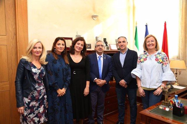 Proyectos promovidos entre Diputación y UMA sobre Bernardo de Gálvez.