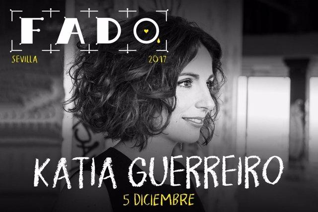 Katia Guerreiro cierra el Festival de Fado