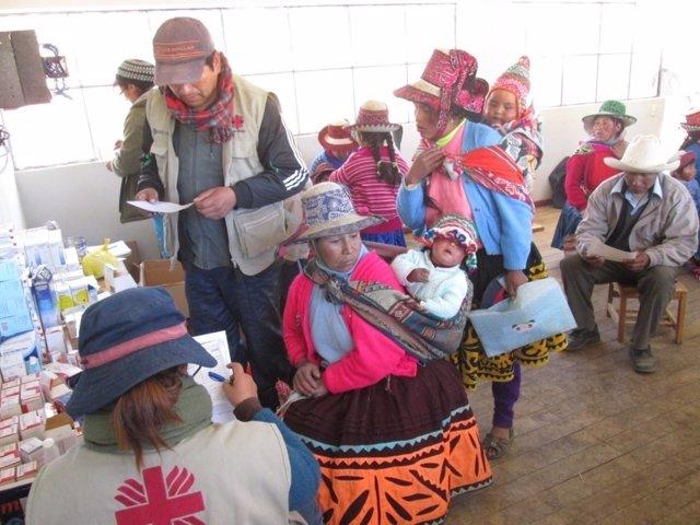 Madre Coraje y Aacid ayudan a 1.200 familiias ante el cambio climático