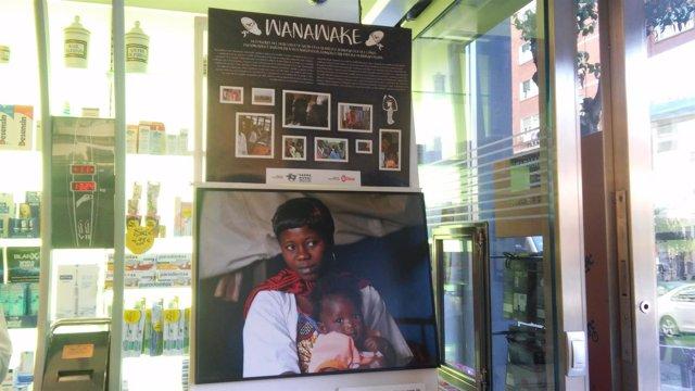 Exposición de fotos en farmacias de Bilbao