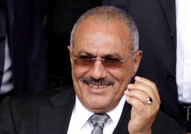 Alí Abdulá Salé