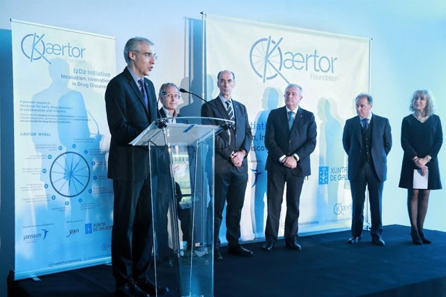 Primera incubadora gallega de nuevos fármacos