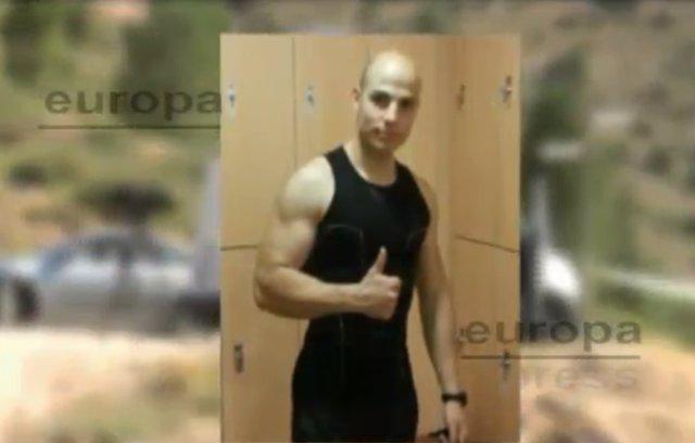 Sergio Morate, exnovio desaparecida en Cuenca Laura y Marina