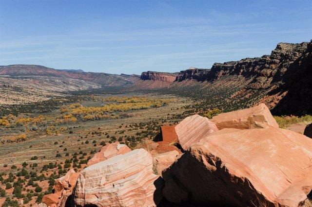 Reserva del Monumento Nacional de Bears Ears, Utah
