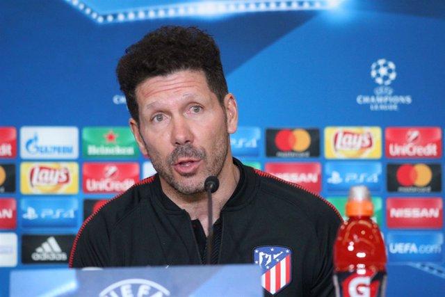Diego Pablo Simeone (entrenador Atlético de Madrid)