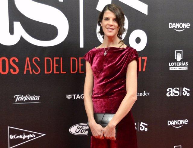 Ruth Beitia Premios AS Deporte 50 Aniversario