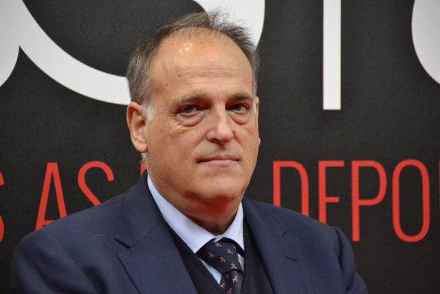 Javier Tebas Premios As Deporte 50 Aniversario