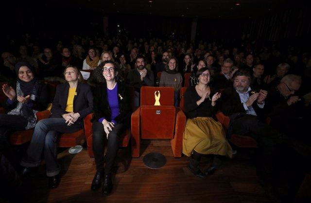 Marta Rovira abre la campaña electoral