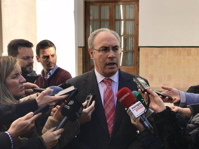 Juan Pablo Durán, este jueves