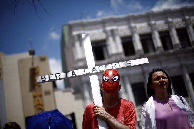 Mensaje en recuerdo de Berta Cáceres