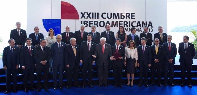 COMUNIDAD IBEROAMERICANA 2013