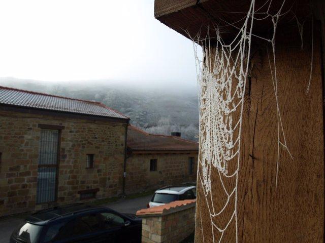 Frío en Cantabria