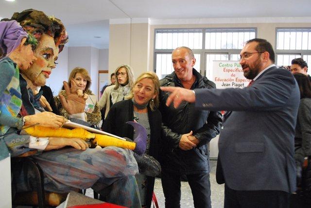 Granada acoge el encuentro regional de centros de educación especial