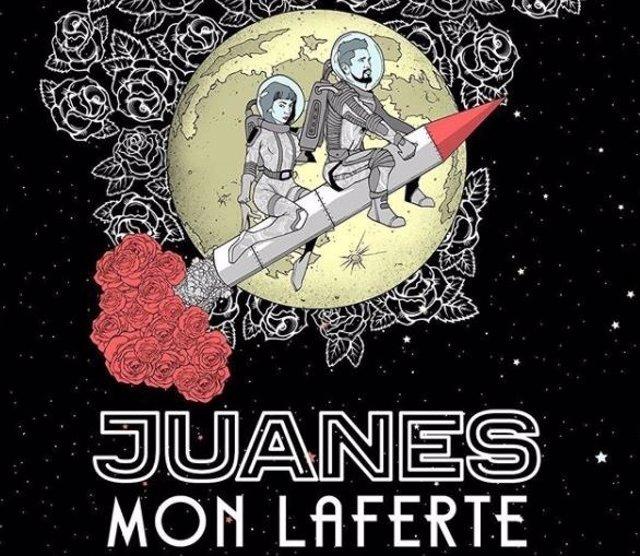 Mon Laferte y Juanes