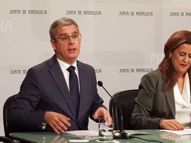 Juan Carlos Blanco y Sonia Gaya.