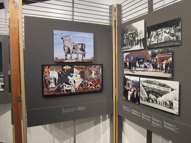 """Exposición """"Picasso, El Viaje Del Guernica"""""""