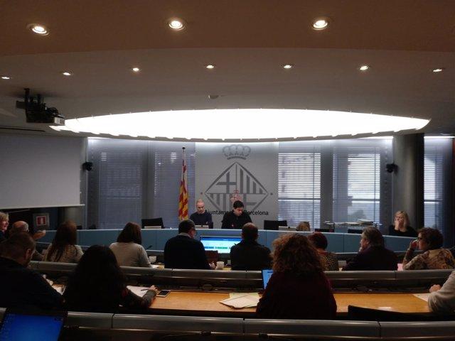 Comisión del Ayuntamiento de Barcelona