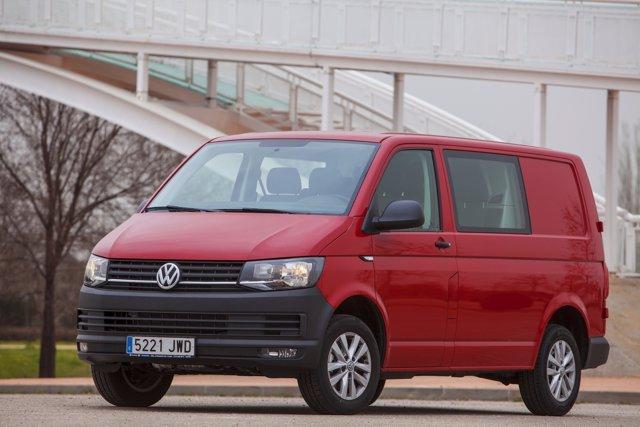 Volkswagen Transporter Mixto Plus