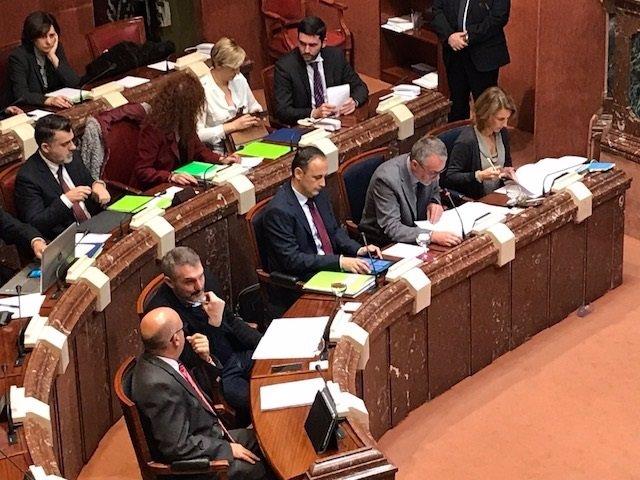 Javier Celdrán presenta Presupuestos de su Consejería