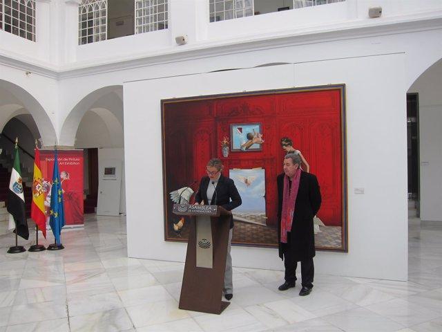Inauguración exposición 'Pasión por la vida'