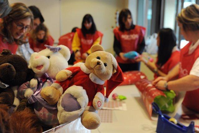 La dedicación de 63.865 voluntarios de Banco Santander dio apoyo a más de 250.00