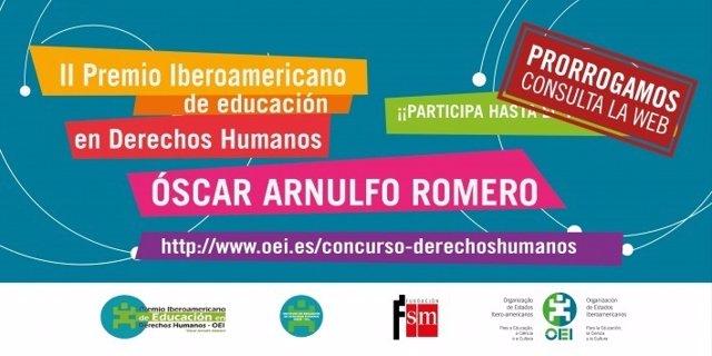 Premio Iberoamericano de Educación