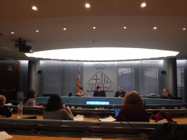 Comisión conjunta del Ayuntamiento de Barcelona