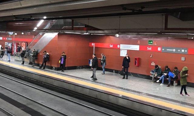 Cercanías Renfe en Madrid