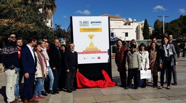 El Ayuntamiento De Málaga Informa: Exposición De Los Ganadores De Las Distintas