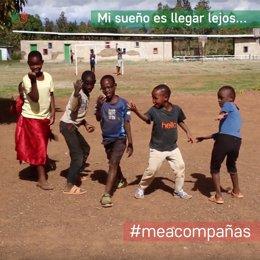 Campaña '#Meacompañas'