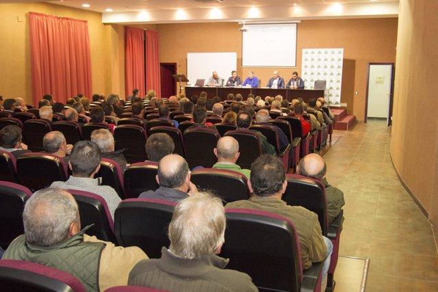 Nace una nueva comunidad de regantes en Huelva.