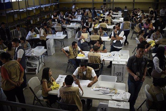 Elecciones Honduras