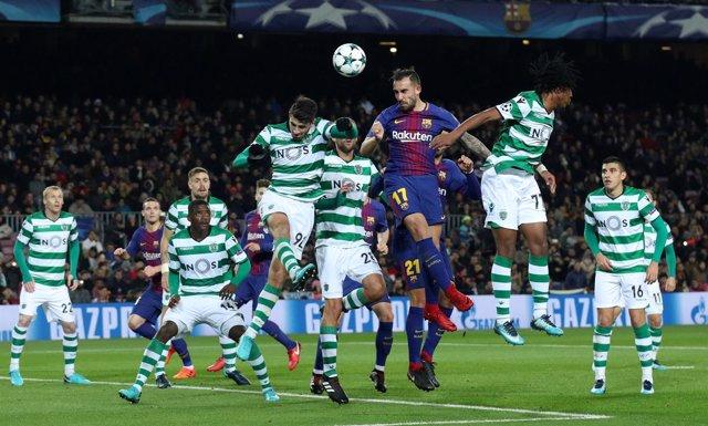 FC Barcelona - Sporting CP