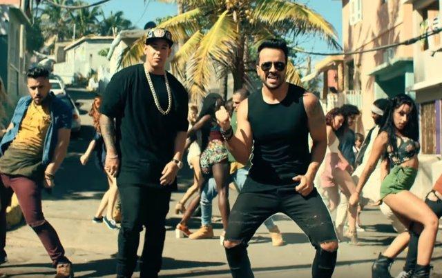 'Despacito', De Luis Fonsi Con Daddy Yankee