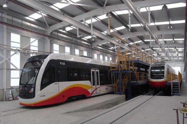 Las obras de electrificación del tren hasta Manacor y Sa Pobla han completado ya el 30% de ejecución
