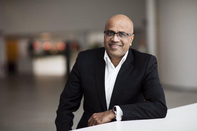 Arun Bansal, director del área de mercado Europa y Latinoamérica en Ericsson