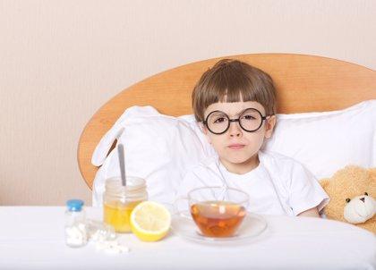 Cómo asegurar la comodidad de un niño enfermo en casa