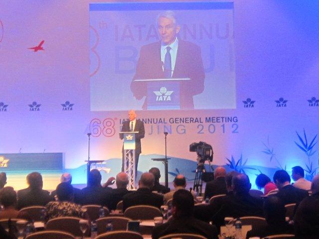 68 Asamblea General De IATA