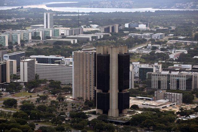Banco Central de Brasil, en Brasilia
