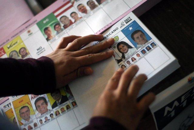Elecciones presidenciales en Honduras