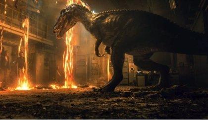 Reveladas nuevas imágenes y la trama Jurassic World: El reino caído